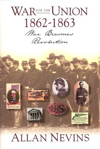 The War for the Union Volume II.War: Allan Nevins