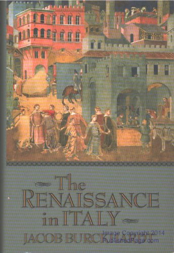 9781568524467: The Renaissance in Italy