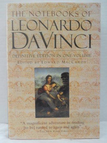 9781568524481: The Notebooks of Leonardo Da Vinci