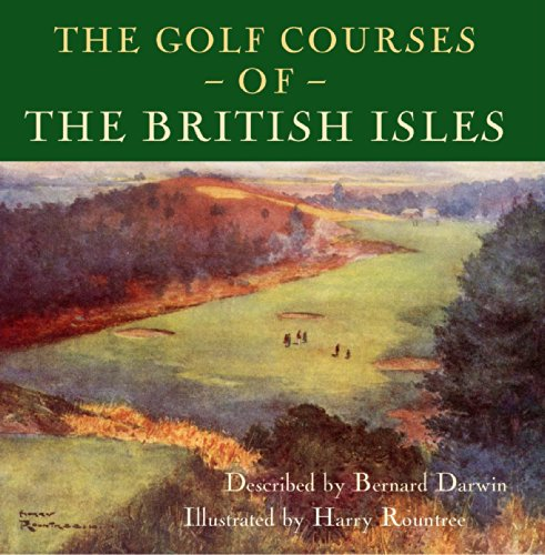 9781568526102: Golf Courses of the British Isles