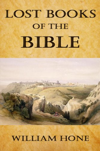 9781568527505: Lost Books of the Bible