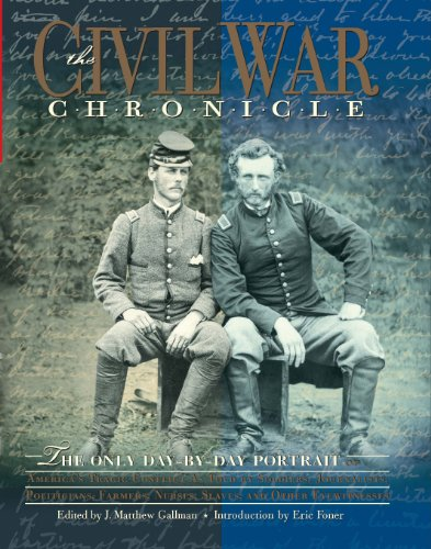 9781568527512: The Civil War Chronicle