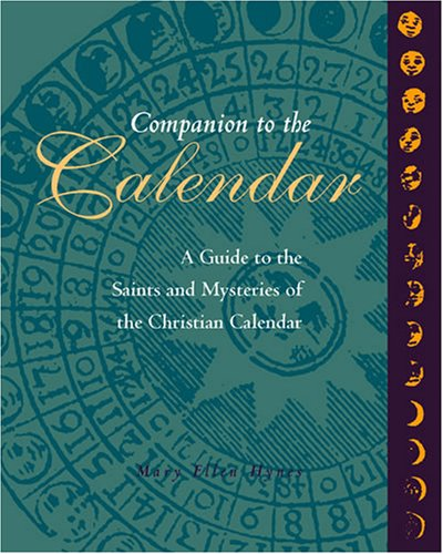 Companion to the Calendar: Mary Ellen Hynes