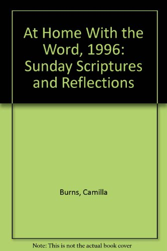 At Home with the Word, 1996: Burns, Camilla; Budde,