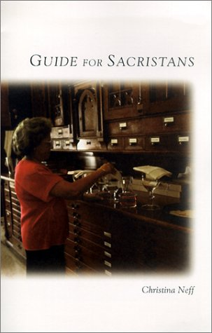 9781568542799: Guide for Sacristans (The Basics of Ministry Series)