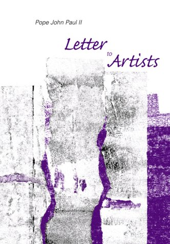 9781568543383: Letter to Artists (Meeting House Essays)