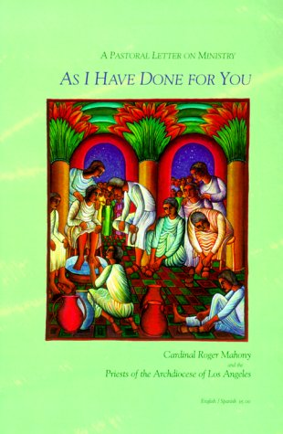 9781568544069: As I Have Done for You: A Pastoral Letter on Ministry (Basics of Ministry Series) (English and Spanish Edition)