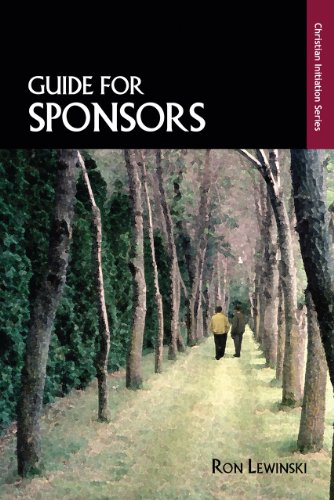 9781568546582: Guide for Sponsors, Fourth Edition (The Christian Initiation)