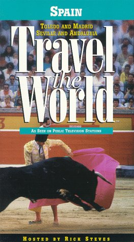 9781568551814: Spain: Toledo and Madrid, Seville and Andalusia [VHS]