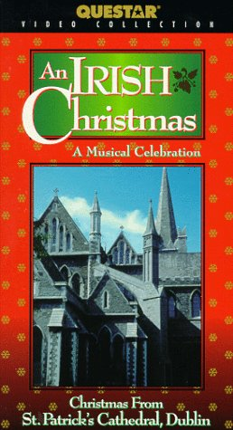 9781568552620: An Irish Christmas - Christmas from St. Patrick's Cathedral, Dublin [VHS]