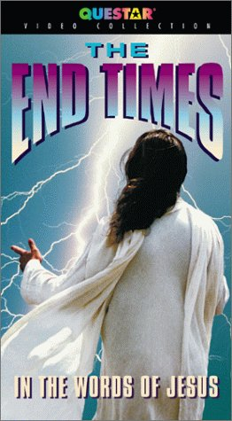 9781568555980: The End Times: In the Words of Jesus [VHS]