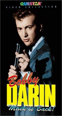 9781568556895: Bobby Darin - Mack is Back [VHS]
