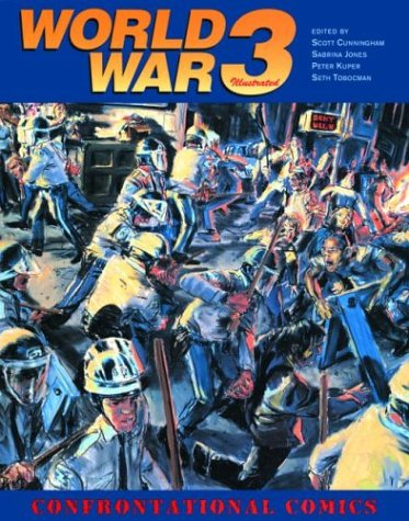 9781568580395: World War 3 Illustrated: Confrontational Comics