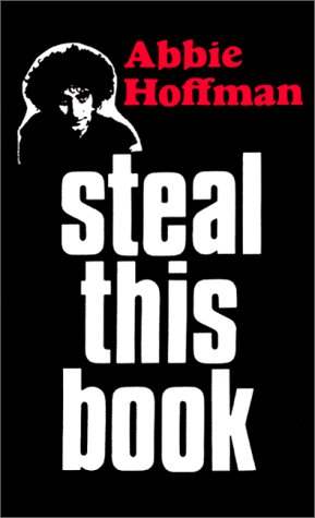 9781568580531: Steal This Book: 25th Anniversary Facsimile Edition
