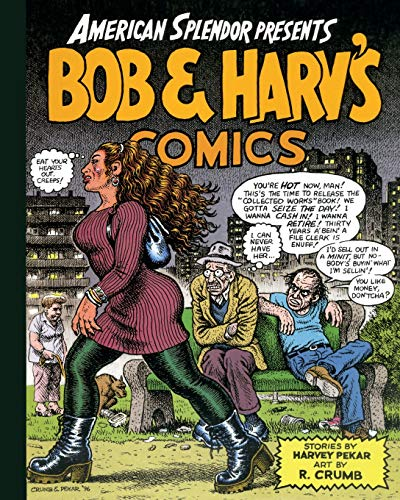 American Splendor Presents: Bob & Harv's Comics