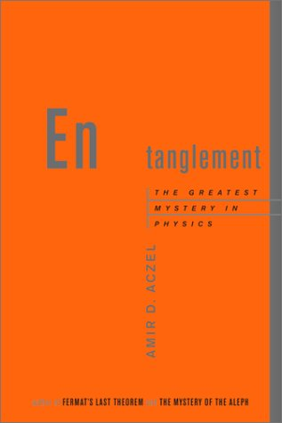 9781568582320: Entanglement: The Greatest Mystery in Physics