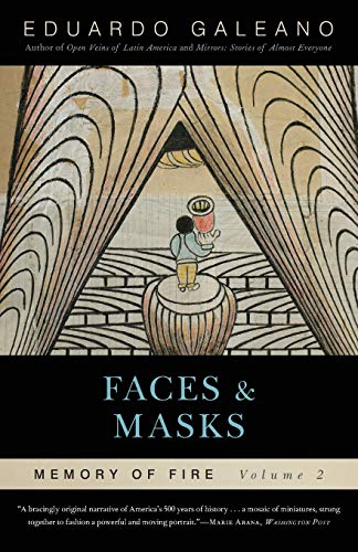 9781568584454: Faces and Masks (Memory of Fire)