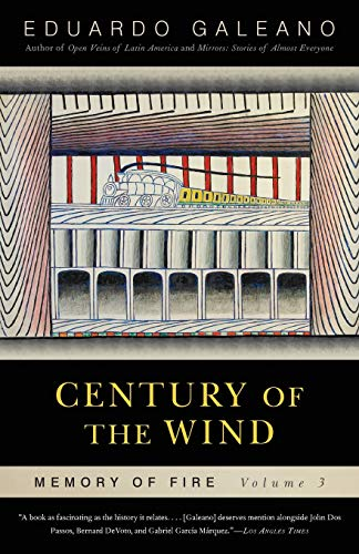 9781568584461: Century of Wind (Memory of Fire)