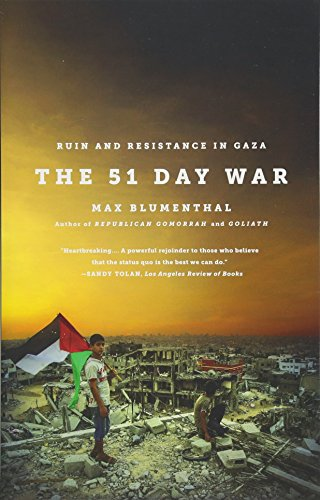 9781568585444: The 51 Day War: Ruin and Resistance in Gaza