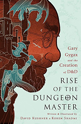 9781568585598: Rise of the Dungeon Master (Illustrated Edition): Gary Gygax and the Creation of D&D