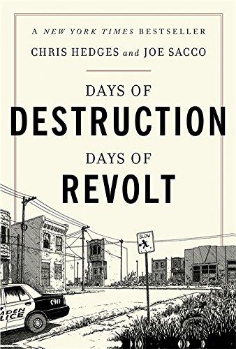 Days of Destruction, Days of Revolt Format: Chris Hedges and