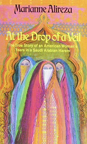 9781568591025: At the Drop of a Veil / Marianne Alireza.