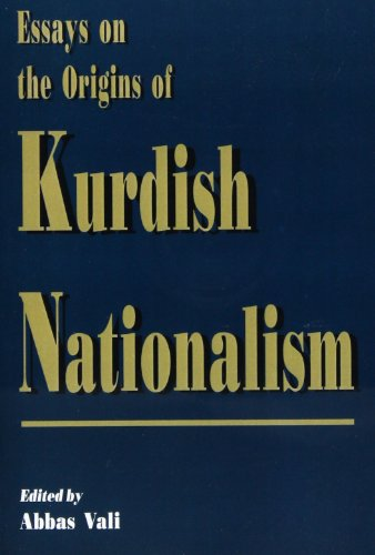 9781568591421: Essays on the Origins of Kurdish Nationalism (Kurdish Studies Series)