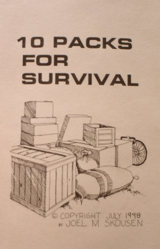 9781568612577: 10 Packs For Survival