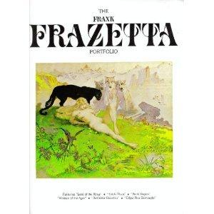The Frazetta Portfolio: Frazetta, Frank