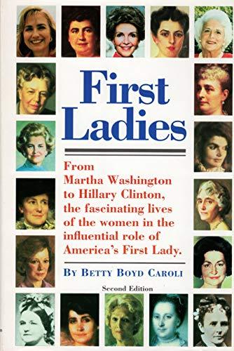 9781568650159: First Ladies (Guild America Books)