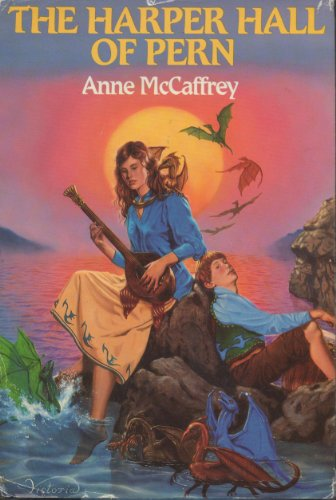The Harper Hall of Pern: McCaffrey, Anne