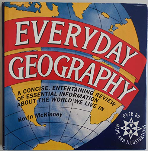 9781568650326: Everyday Geography