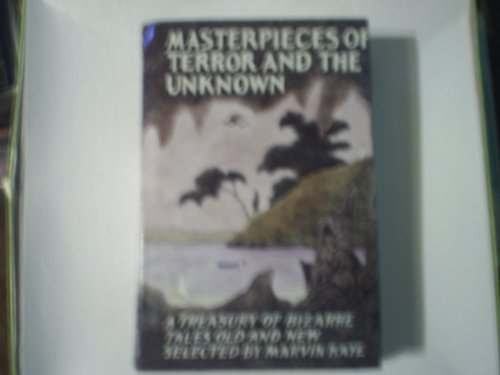 9781568650432: Masterpieces of Terror and the Unknown (Guild America Books)