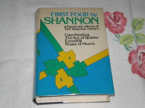 9781568650562: First Four by Shannon