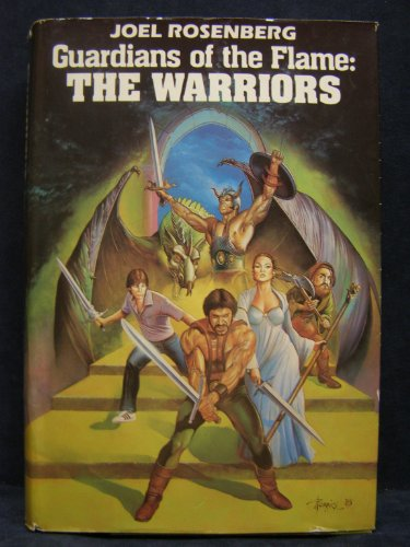 9781568650616: Guardians of the Flame: The Warriors (The Sleeping Dragon / The Sword and the Chain / The Silver Crown)