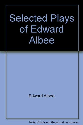 9781568651071: Selected Plays of Edward Albee