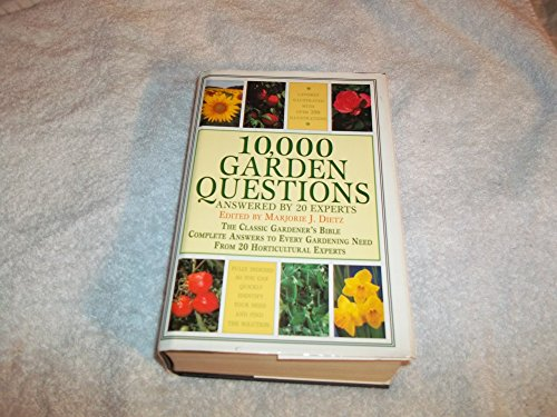 9781568651651: 10,000 Garden Questions Answered by 20 Experts