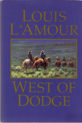 9781568651989: West of Dodge: Frontier Stories