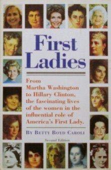 9781568653877: First ladies (Guild America books)