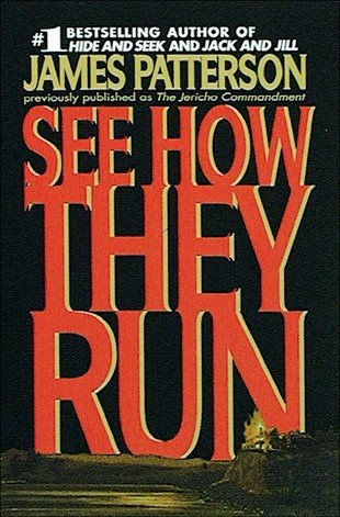 See How They Run (1568654235) by James Patterson