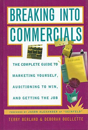 9781568654263: Breaking into Commercials