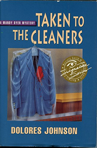 9781568654270: Taken to the Cleaners (a Mandy Dyer Mystery)