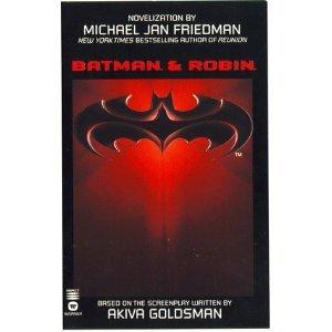 Batman and Robin: Michael Jan Friedman