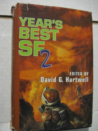 9781568654386: Year's Best SF 2