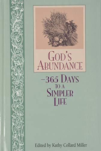 9781568654638: God's Abundance