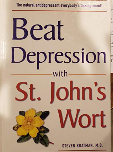 Beat Depression with St. John's Wort