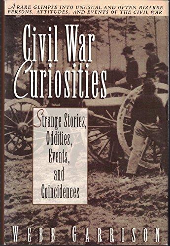 Civil War Curiosities: Garrison, Webb