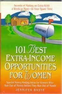 9781568655857: 101 Best Extra-Income Opportunities for Women