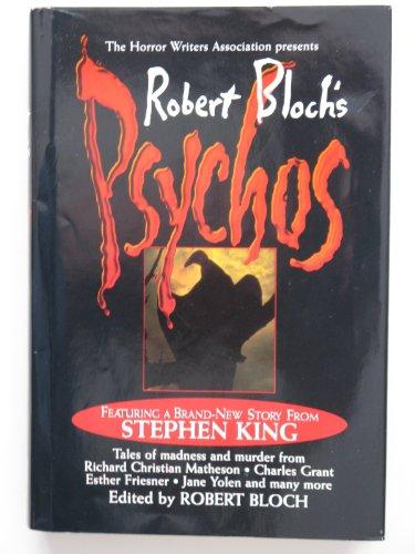 9781568656373: Robert Bloch's Psychos