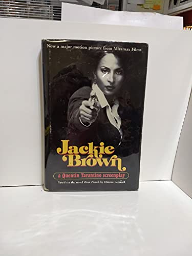 9781568657325: Jackie Brown a Quentin Tarantino screenplay